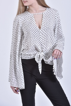 jane plus one Bell Sleeve Blouse - Product List Image