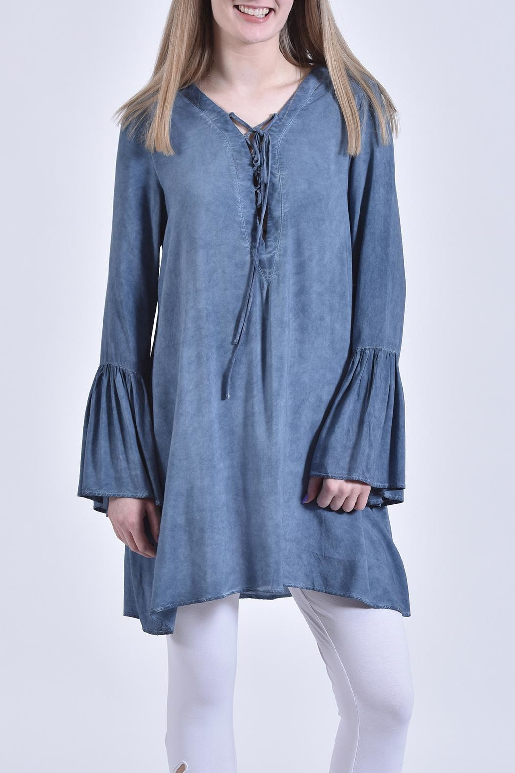 jane plus one Bell Sleeve Blouse - Main Image