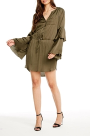 Chaser Bell Sleeve Button-Down - Product Mini Image