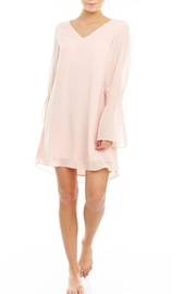 Mary & Mabel Bell Sleeve Dress - Product Mini Image
