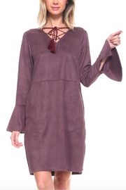 Joh Apparel Bell Sleeve Dress - Product Mini Image