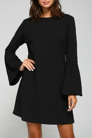 Izzie's Boutique Bell Sleeve Dress - Product Mini Image