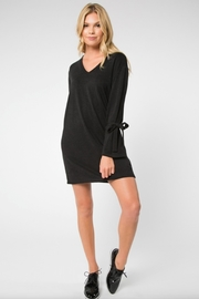 Everly Bell Sleeve Dress - Product Mini Image