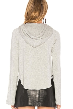 Bobi Los Angeles Bell Sleeve Hoodie - Alternate List Image
