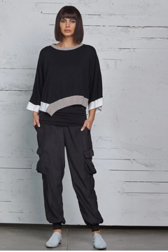 Planet Bell Sleeve Knit Top - Alternate List Image