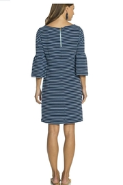 Sail to Sable Bell Sleeve Shift - Front full body
