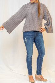 Starrs On Mercer Bell Sleeve Sweater - Product Mini Image