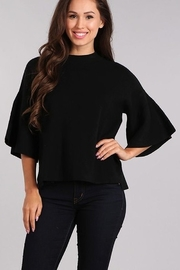 Blvd Bell Sleeve Sweater - Product Mini Image