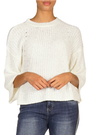 Elan Bell sleeve sweater - Front cropped