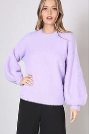 Do & Be Bell Sleeve Sweater - Front cropped