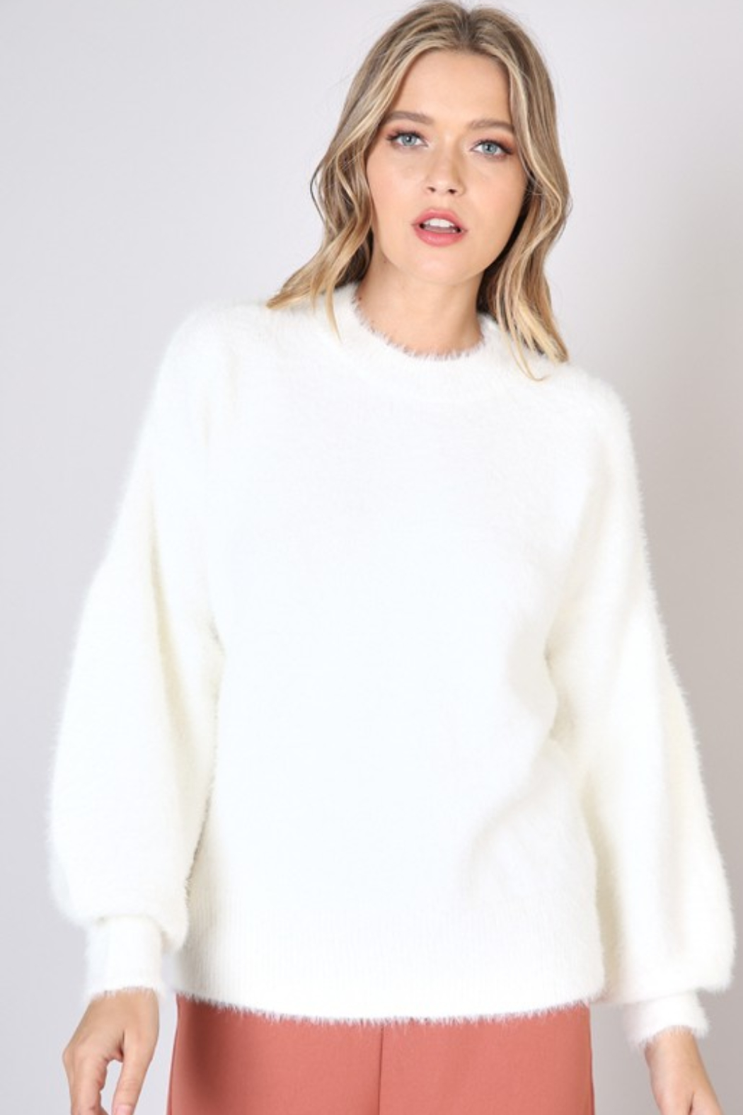 Do & Be Bell Sleeve Sweater - Main Image