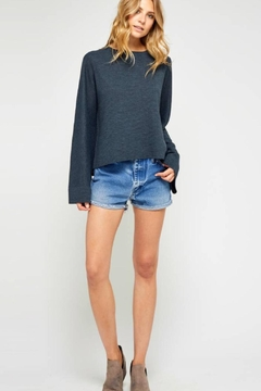 Gentle Fawn Bell Sleeve Sweater - Product List Image