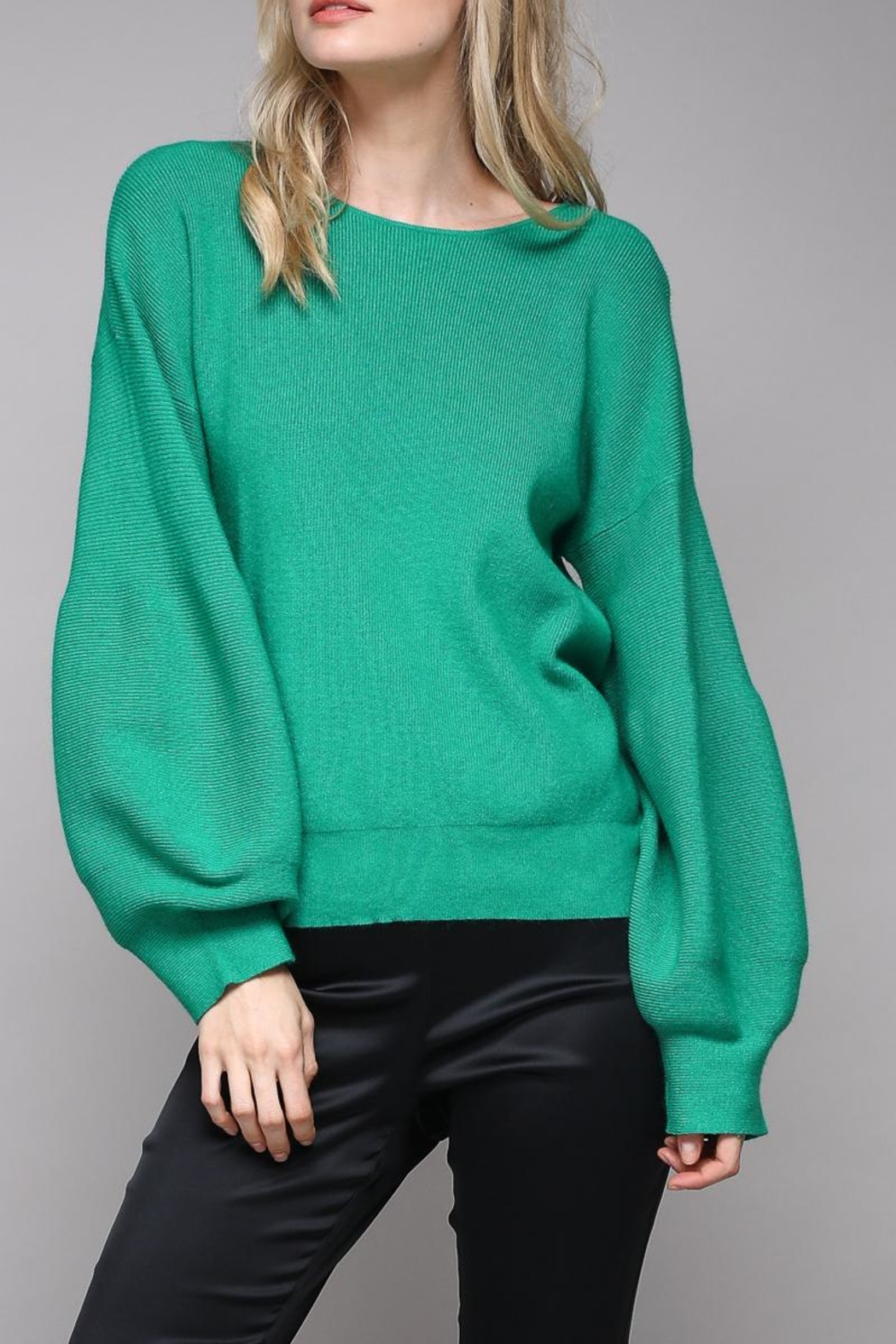c5dea09627e96 Do   Be Bell Sleeve Sweater from New York by Dor L Dor — Shoptiques