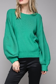 Do & Be Bell Sleeve Sweater - Product Mini Image