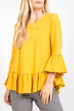 LoveRiche Bell Sleeve Tee - Product List Image