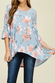 annabelle Bell Sleeve Top - Product Mini Image