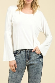 POL Bell Sleeve Top - Product Mini Image