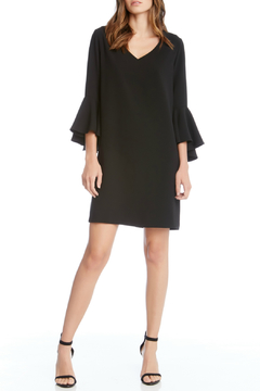 Fifteen Twenty Bell Sleeve V-Neck Dress - Alternate List Image