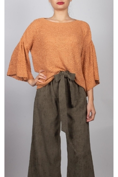 Illa Illa Bell Sleeved Top - Product List Image