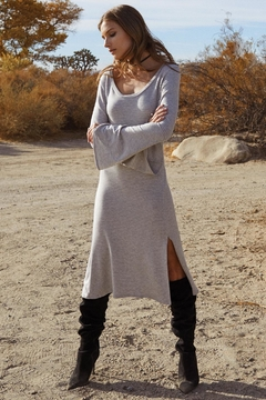 Shoptiques Product: Bell Sleeves Dress
