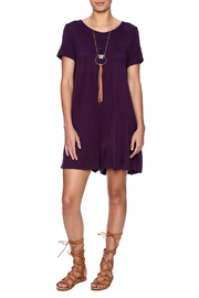 Bella Bella  Geaux Girl Romper - Front full body