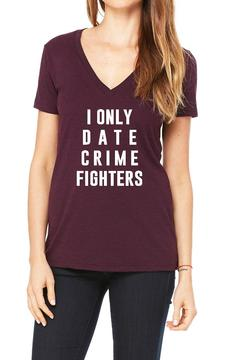 Bella Crime Fighters Tee - Product List Image