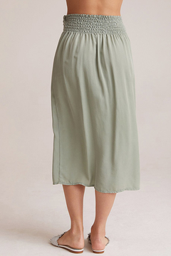 Bella Dahl BELLA DAHL MIDI SKIRT - Alternate List Image