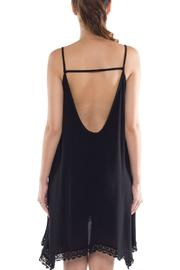 Shoptiques Product: Open Back Dress - Side cropped
