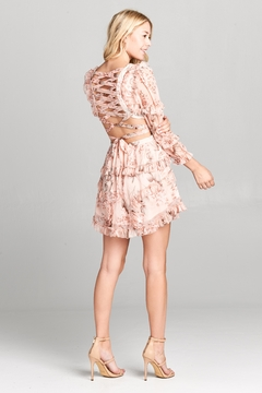 Racine Bella Ruffle Dress - Alternate List Image