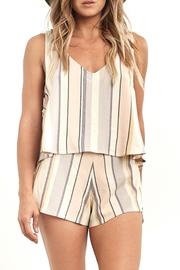 Saltwater Luxe Bella Tank Stripe - Product Mini Image