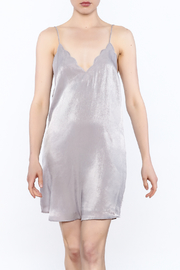 Bella Bella  Scalloped Slip Dress - Product Mini Image