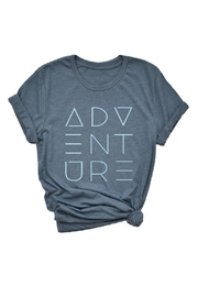 Bella Canvas Adventure Tee - Front cropped