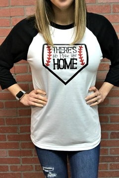 Shoptiques Product: Baseball Graphic Tee