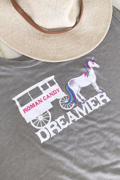 Shoptiques Product: Dreamer Muscle Tee