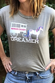 Bella Canvas Dreamer Muscle Tee - Side cropped
