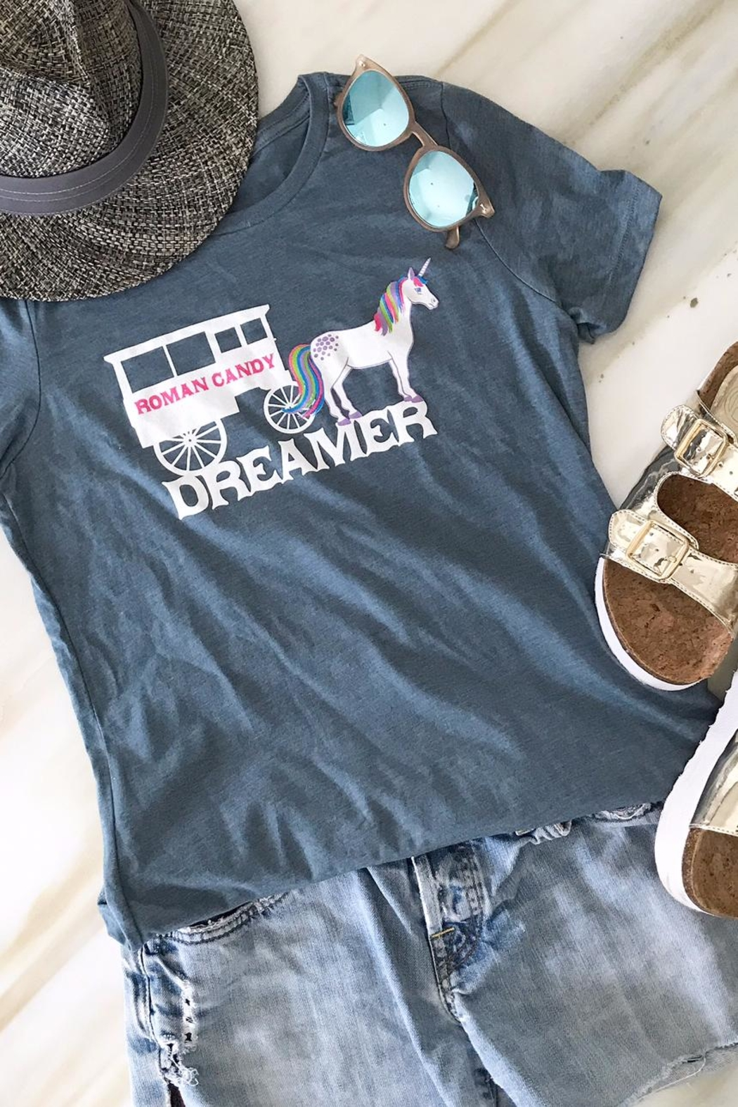 Bella Canvas Dreamer Short Sleeve - Main Image