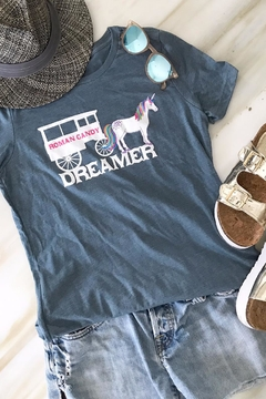 Bella Canvas Dreamer Short Sleeve - Product List Image