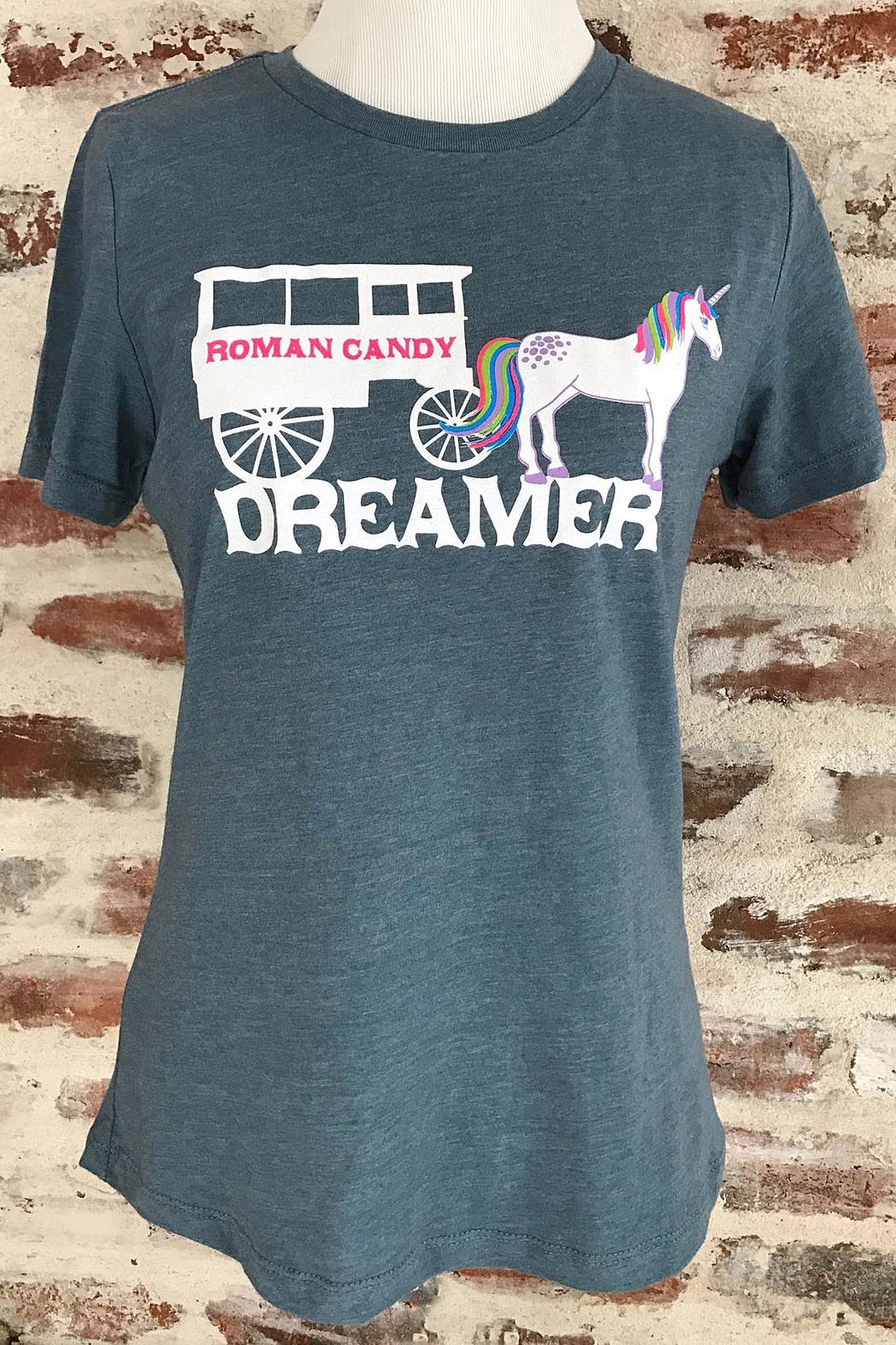 Bella Canvas Dreamer Short Sleeve - Side Cropped Image