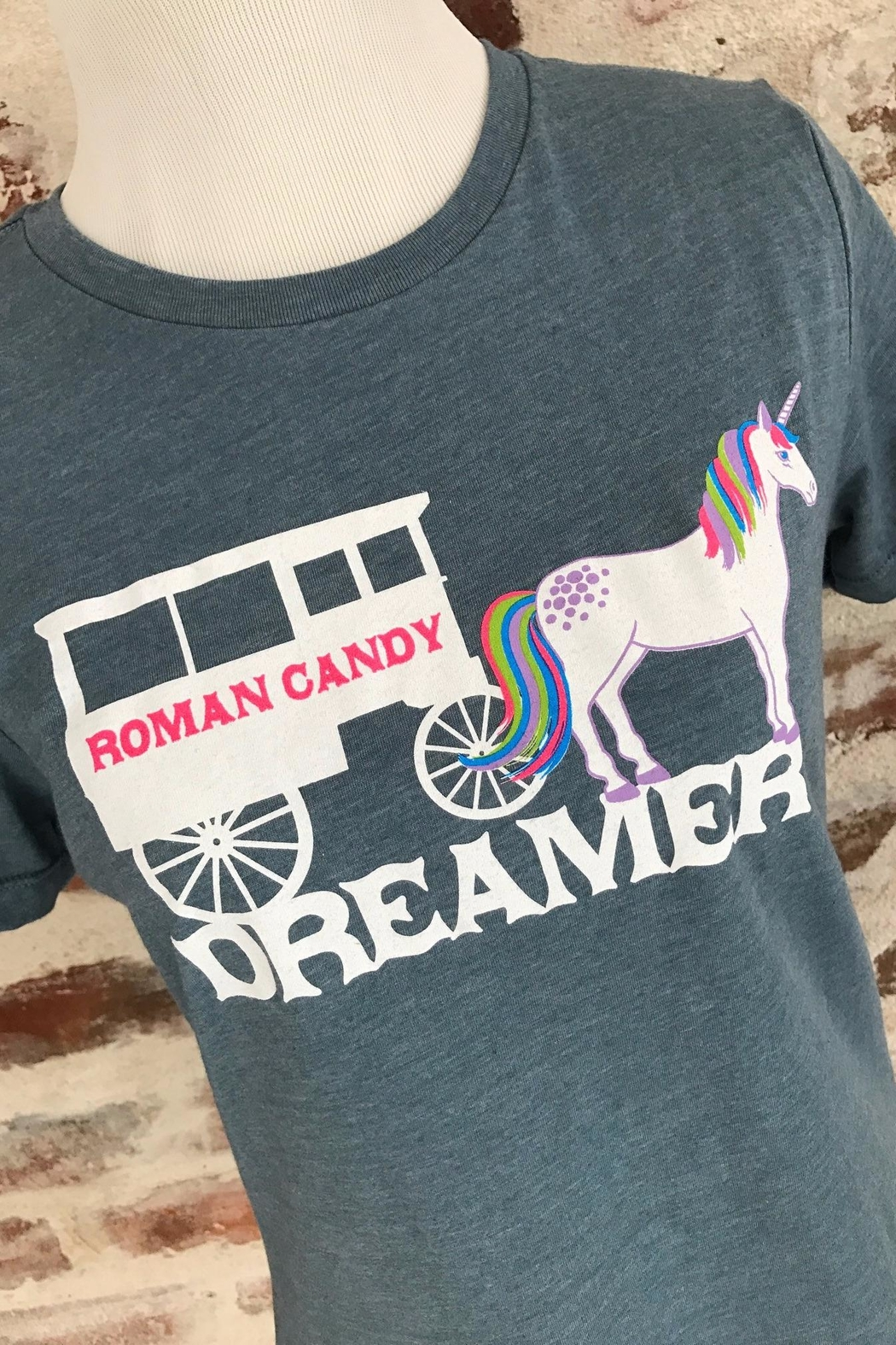 Bella Canvas Dreamer Short Sleeve - Front Full Image