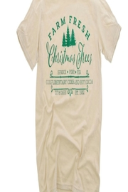 Bella Canvas Farmcut Christmas Tee - Product Mini Image