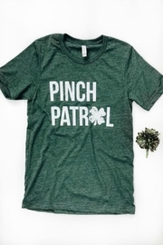 Bella Canvas Pinch Patrol Tshirt - Front cropped