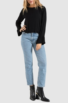 Bella Dahl Bell Sleeve Top - Alternate List Image