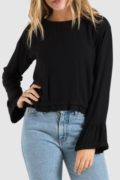 Bella Dahl Bell Sleeve Top - Product List Image