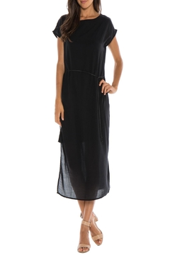 Bella Dahl Belted Layered Dress - Product List Image