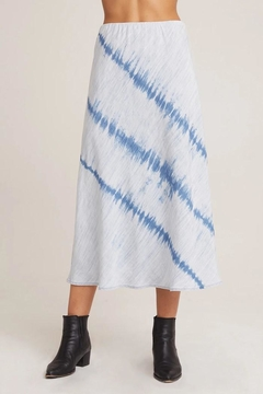 Bella Dahl Bias Midi Skirt - Product List Image