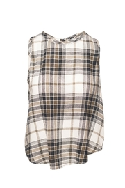 Bella Dahl Button Back Top - Front cropped