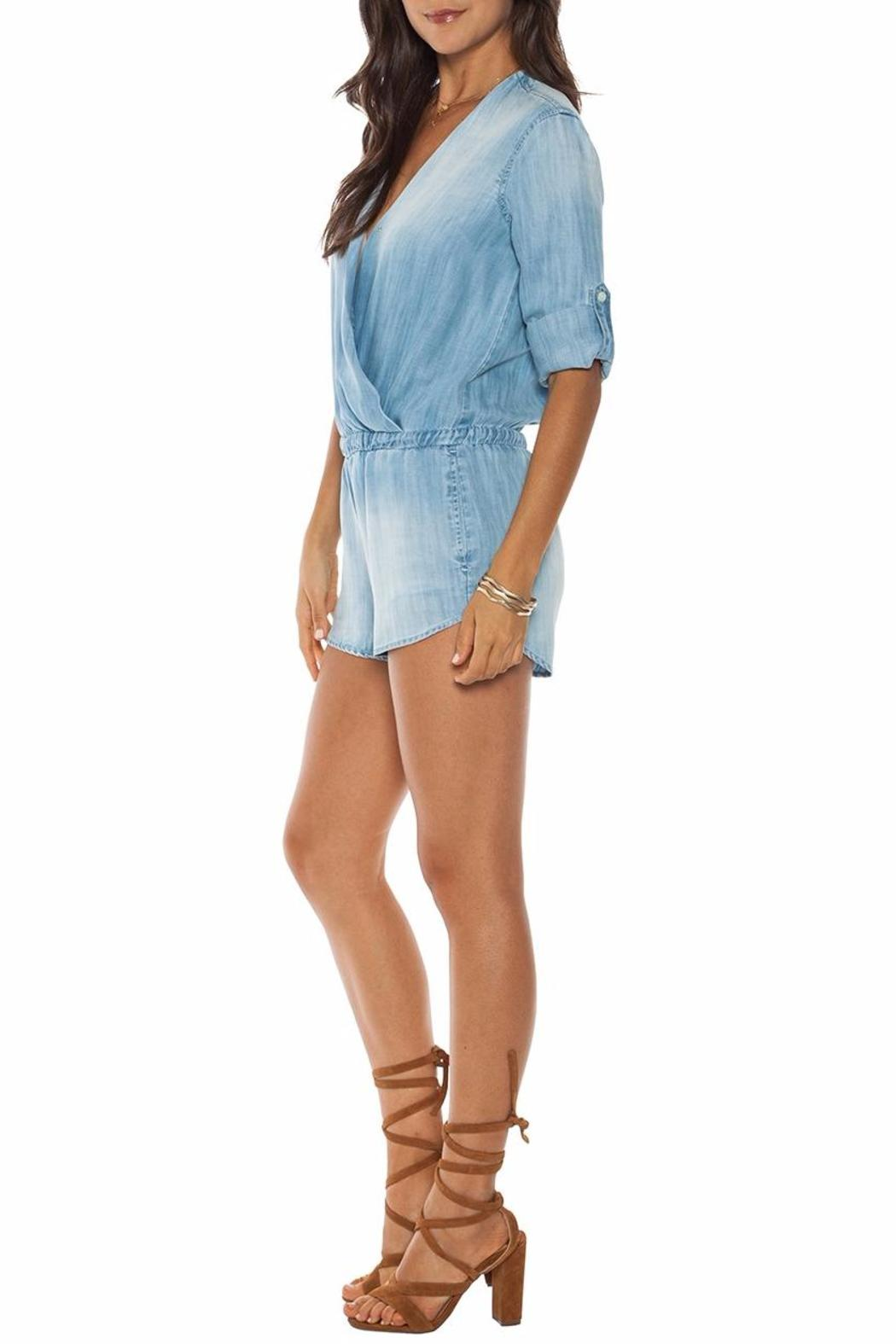 376f66c20ef Bella Dahl Cross Front Romper from Wicker Park by Mulberry   Me ...