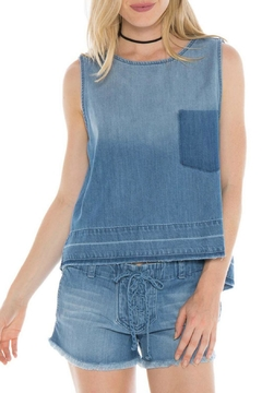 Shoptiques Product: Crossback Tank