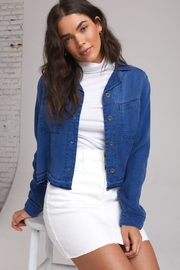 Bella Dahl Dahl Denim Jacket - Product Mini Image
