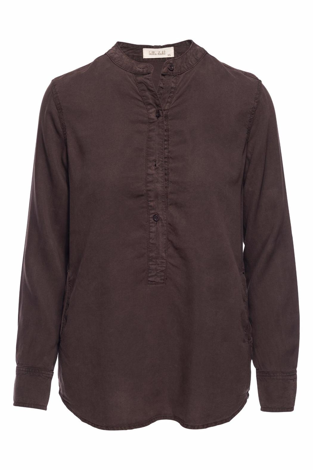 Bella Dahl Dark Roast Tunic - Main Image